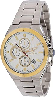 Watch by Olivera For Men, Chronograph, Stainless steel - OGS715