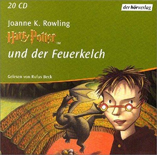 Harry Potter und der Feuerkelch: Vollständige Lesung. Sonderausgabe