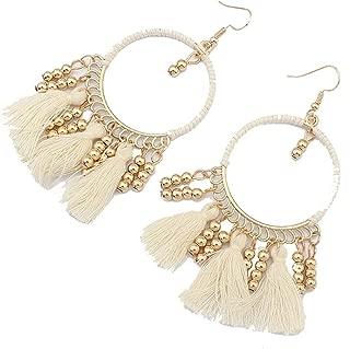 Tassel Chandelier Drop Earrings