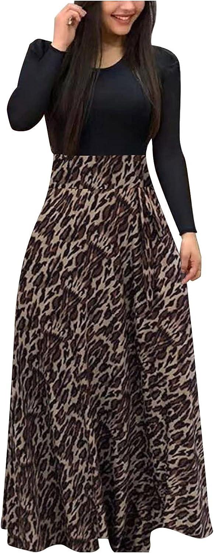 Tpingfe Womens Dresses Spliced Dress Milk Silk Long Sleeve Dress Boho Floral Print Midi Dress Sexy Wrap Dres Fall