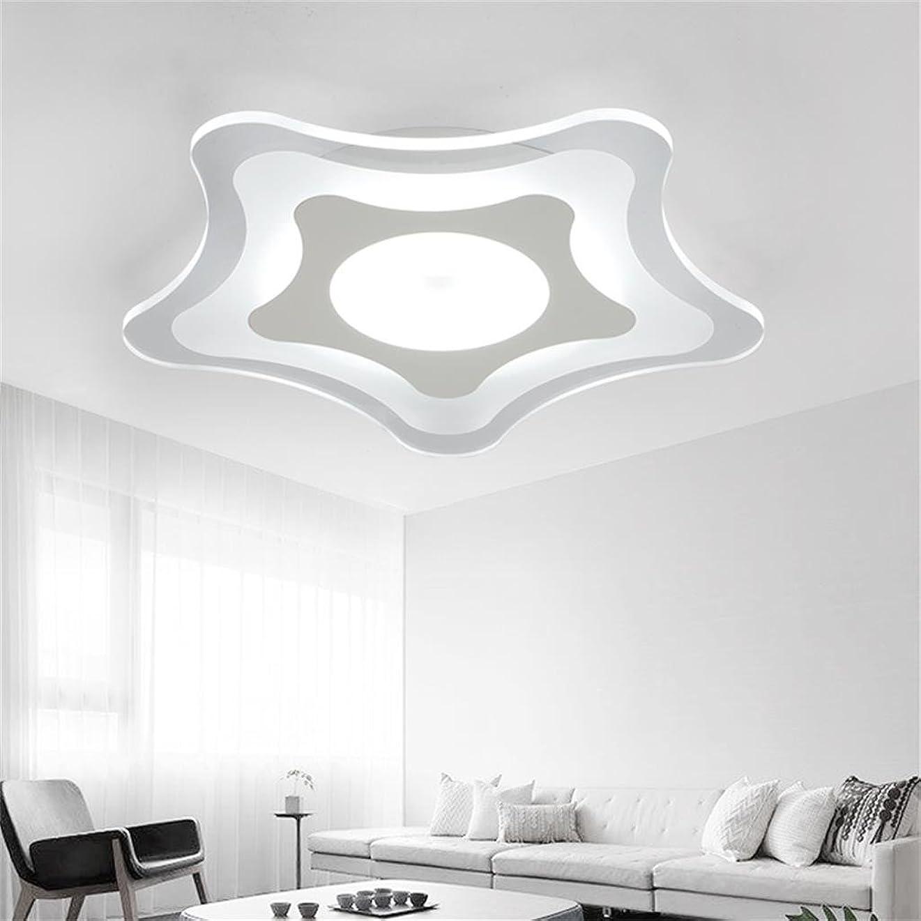 トークくびれた責YSYYSH 白色光の天井ランプなめらかなミニマリストのリビングルームランプベッドルームランプ快適なキッチンバルコニーダイニングルームランプ子供の寝室の天井ランプ 寝室の装飾ライト