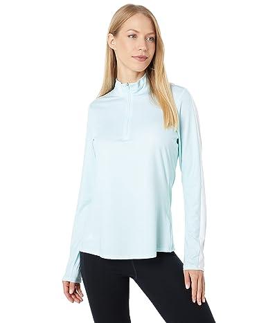 adidas Golf Sun Protection Printed Primegreen Long Sleeve Golf Shirt
