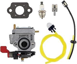 MOTOKU Carburetor for Homelite Ryobi Blower UT-08072 UT-08572 UT-08042 Carb UT-08542 UT-08012 Replace Homelite/Ryobi # 308...