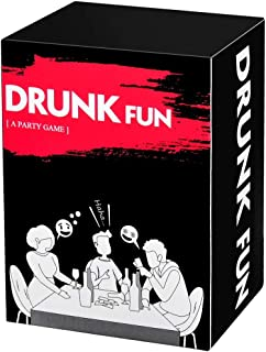 Drunk Fun, Party Game Cards, These Cards Will Make You and Your Friends More Happily and Drunk