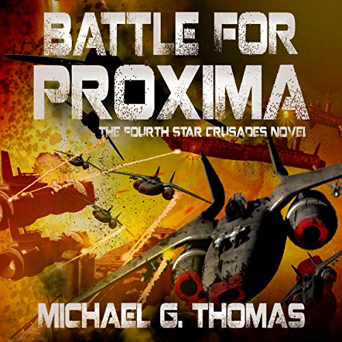 Battle for Proxima cover art
