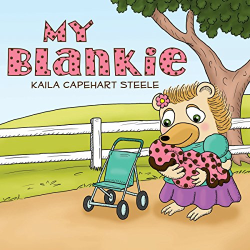 My Blankie audiobook cover art