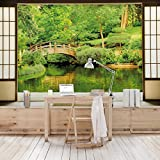 apalis–Papel pintado Lake View Papel pintado fotográfico de ancho, papel...
