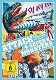 Bilder : Attack of the Super Monsters