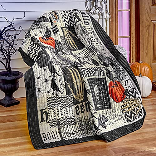 Top 5 Best halloween quilt for You in 2021
