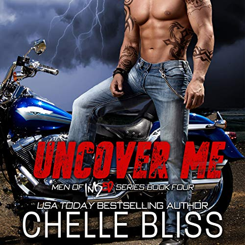 Uncover Me audiobook cover art