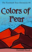 Colors of Fear (The Terebinth Tree Chronicles)