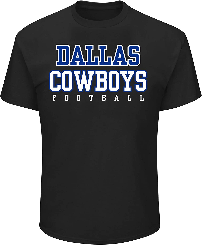 Dallas Cowboys Mens T-Shirt