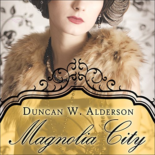 Magnolia City audiobook cover art