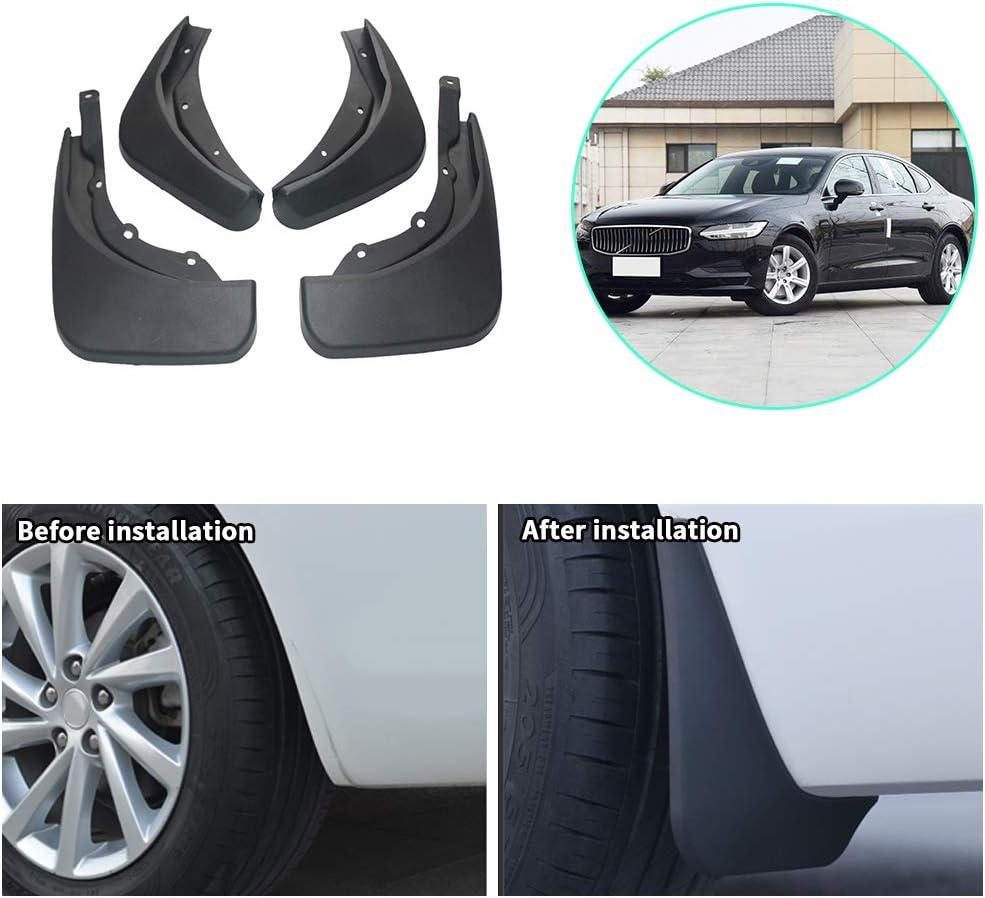 Upgraded Car Mud Flaps Splash Guards for S90 Fro 2017-2019 Austin Mall Volvo Regular dealer