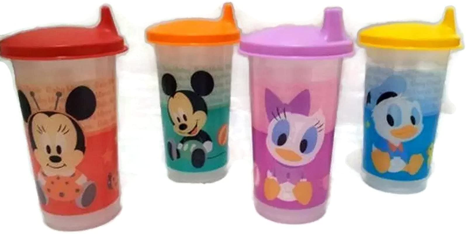 Tupperware Bell Tumblers With Sippy Seals Set Of 4 Capacity 10 5 Oz