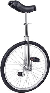 16//20//24inch Wheel Unicycle Anti-Skid Acrobatics Bike Outdoor Sports Fitness Exercise Pedal Bike