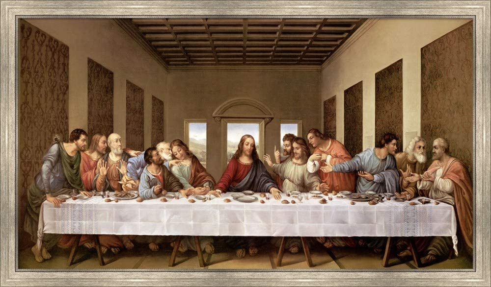 Last supper  lords supper wall hanging