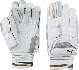 Puma, Cricket, Evo 2 Special Edition Batting Gloves, White, Medium, Left Hand