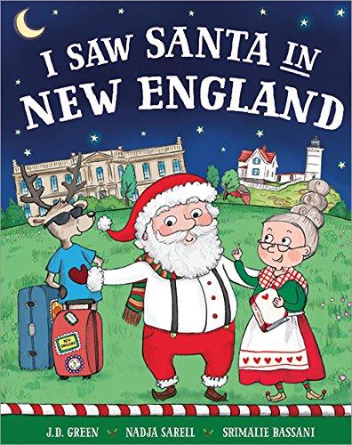 I Saw Santa in New England