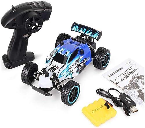 @MZL Monster Truck Schnellgesteuerter elektrischer Rennrennsport im Ma ab 1 20 - Bürstenmotor ZWeißdantrieb Ofüroad-Driftrennen - Kind Wachstum Spielzeug