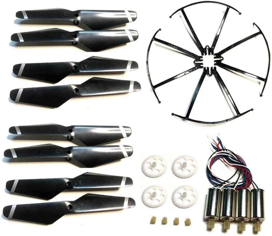 ZZBAT Product WiFi FPV RC Drone Direct store S60 Propel Parts Spare Quadcopter Blades