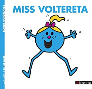 Miss Voltereta (Mr. Men & Little Miss