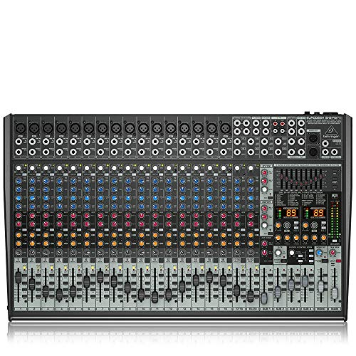 Behringer Eurodesk SX2442FX Ultra-Low Noise Design 24-Input 4-Bus Studio/Live Mixer. Buy it now for 899.99