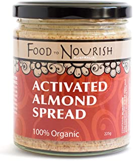 Food to Nourish Food to Nourish Organic Activated Almond Spread 225 g