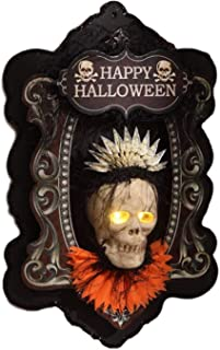 Bethany Lowe Skeleton LED Wall Plaque
