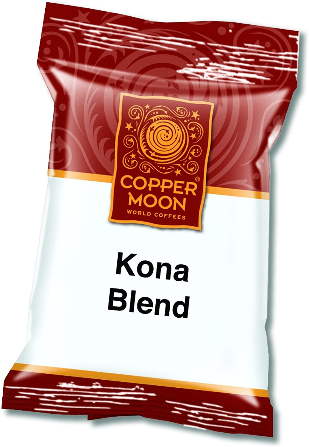 Copper Moon Kona Blend Coffee, Portion Pack, 2.25 oz, 36Count