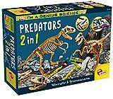 Lisciani Giochi- I'm a Genius Predators 2 in 1 Gioco Scientifico, 84630...