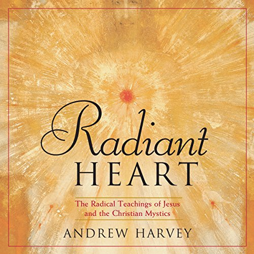 Radiant Heart audiobook cover art