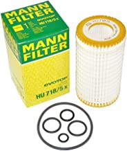 Mann-Filter HU718/5X Mercedes-Benz Engine Oil Filter (Pack of 2)