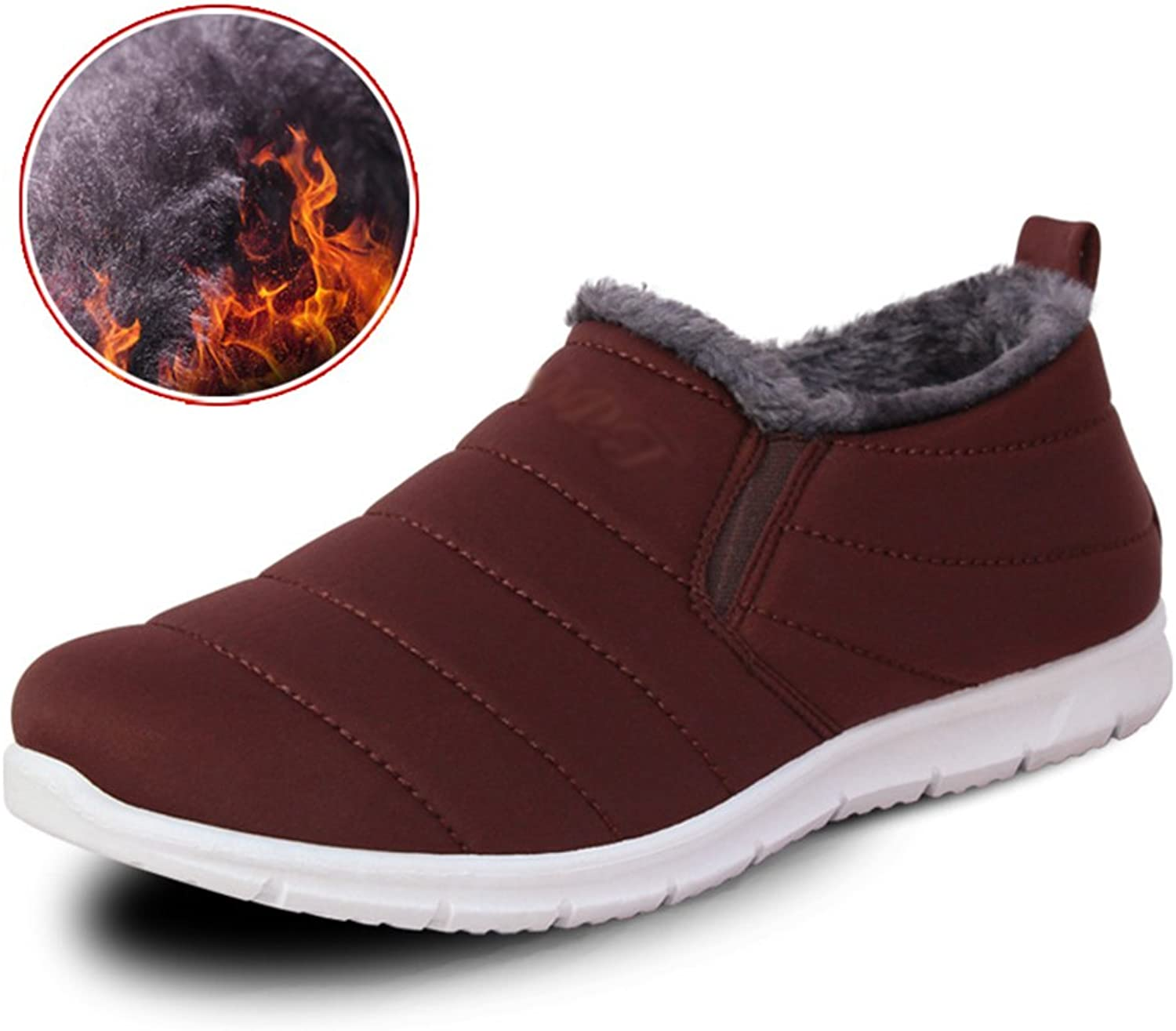 Men's shoes Feifei High-Quality Materials Trendy Leisure Winter Keep Warm 3 colors