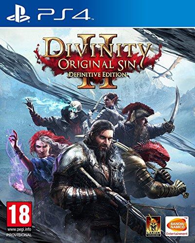 Divinity: Original Sin 2 - Definitive Edition [playstation_4]