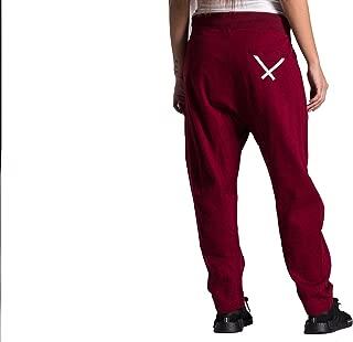adidas Originals Xbyo Pants Pants For Women BQ8224 Maroon - XS