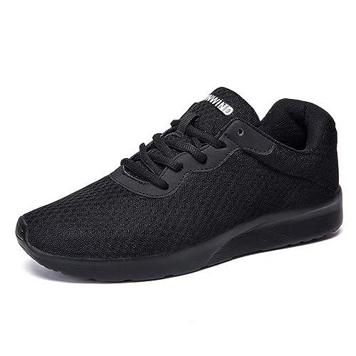 968265b1b2e FOBINI Unisex Gym Trainers Sports Grey