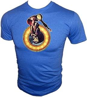 American Ringer Licensed Dogtown Vintage Jimmy Plummer Z-Boys Jay Adams Z-Flex Woody t-Shirt