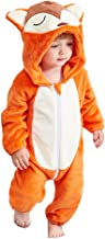 Unisex Kids Baby Animal Costumes Cartoon Outfit One Piece Homewear