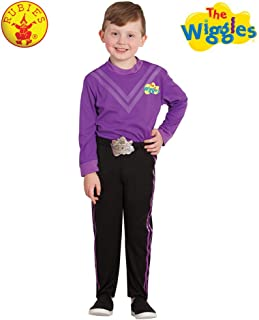 Rubie's The Wiggles, Lachy Wiggle Deluxe Costume, Child