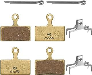 comprar comparacion Chooee 2 Pares Pastillas de Freno para Shimano XTR XT SLX G01A g02a g02S G03S (Resina/Semi-metálico/Organicas)