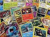 100 carte assortite Pokemon   ITALIANO   Una Holo, rara e reverse garantita