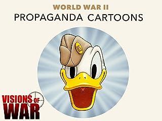 Visions of War: World War II Propaganda Cartoons