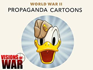 World War II Propaganda Cartoons