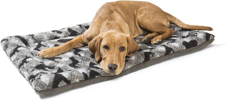 CHONGWUCX Dog pads, pet pads, dog kennel pad cushions, air conditioning dog mat pet cushions