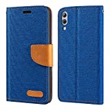 Xiaomi Black Shark 2 Case, Oxford Leather Wallet Case with