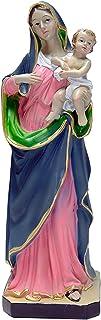 Kaltner Präsente–Regalo Idea–Figura de madre de Dios Maria Madonna con niño Jesús