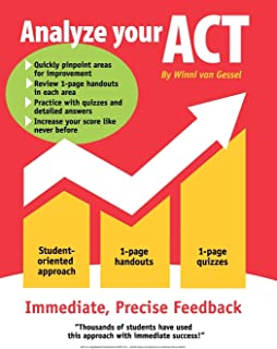 Analyze Your ACT