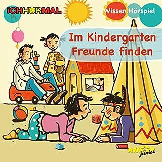 Im Kindergarten Freunde finden Titelbild