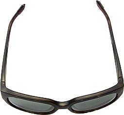 Gray Silver Mirror 580G/Matte Shadow Tortoise Frame